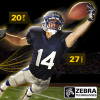 Zebra Wins Award for NFL Internet of Things Solution