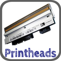 Zebra labels, ribbons and printheads - genuine Zebra from
