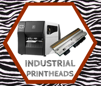 Printheads for Zebra industrial printers