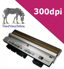 Zebra 105SL Plus / 300dpi replacement printhead (P1053360-019)