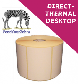 Zebra Z-Select 2000D - 102m x 64mm (800264-255)